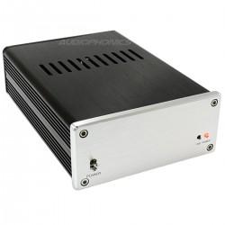 XMOS interface digitale USB 24/192khz Alimentation 230V Silver