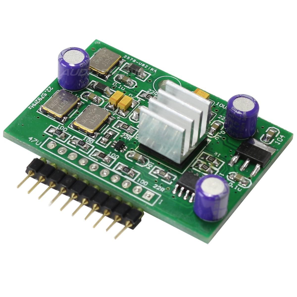 AUDIOPHONICS XMOS U8 Interface USB to I2S 24bit/192kHz
