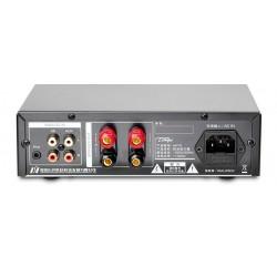 SHANLING TEMPO eA1 Amplificateur Sélecteur source 2x 25W / 8 ohm (noir)