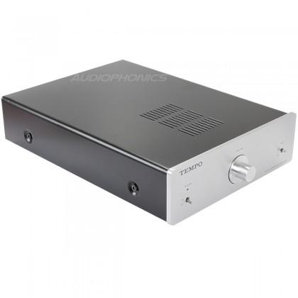 SHANLING TEMPO eA1 Amplificateur Sélecteur source 2x 25W / 8 Ohm (silver)