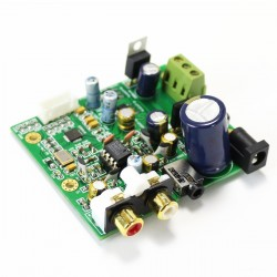 DAC Module ES9018 K2M I2S 100MHZ DIP 8 SUPPORT OUT