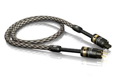 VIABLUE X-40 Silver Câble Secteur OFC plaqué Argent 3x4mm² 2m
