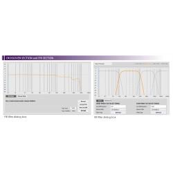 MiniDSP 2X4 HD Inteface/Filtre numérique FIR/DAC 24bit 192Khz
