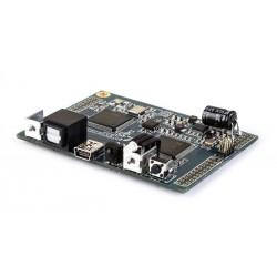 MiniDSP nanoSHARC KIT Filtre actif numérique IIR+FIR 2 voies DAC 24bit 96Khz