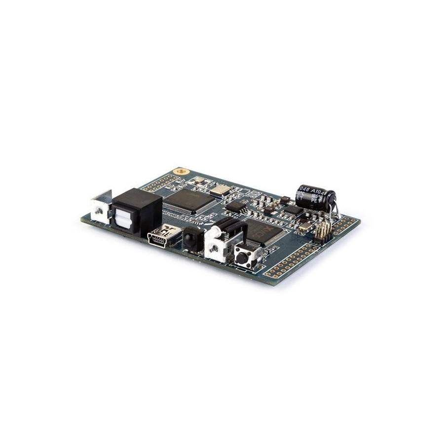 Minidsp Nanosharc Kit Iir Fir Crossover 2 Way Dac 24bit 96khz Raspberry Pi Wiring Diagram On Capacitor As Speaker