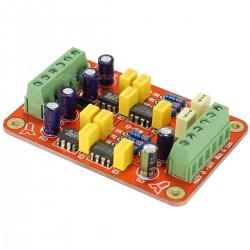 Kit Module symétriseur SSM2142 Stéréo différentiel