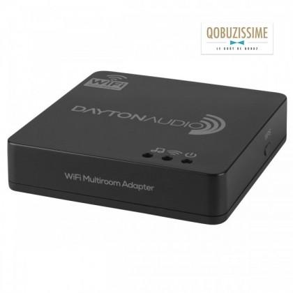 DAYTON AUDIO WFA02 Récepteur Multi-Room Wi-Fi pour iOS & Android