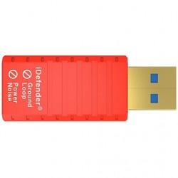 ifi Audio iDefender 3.0 Filtre anti boucle de masse sur port USB 3.0 USB2.0