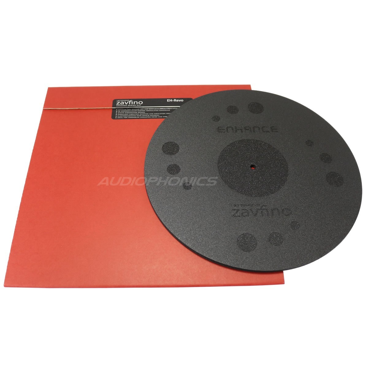 1877PHONO EH-Revo Mat Support absorbant pour platine vinyle