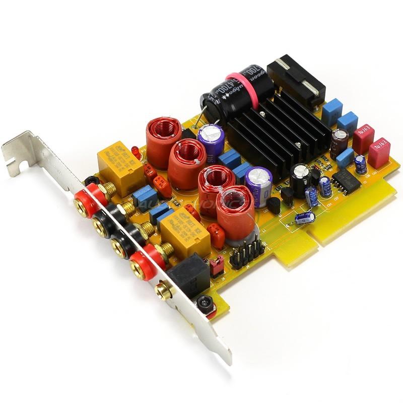 TPA3116D2 Module Amplificateur Texas Instrument 2x15Watts pour PC