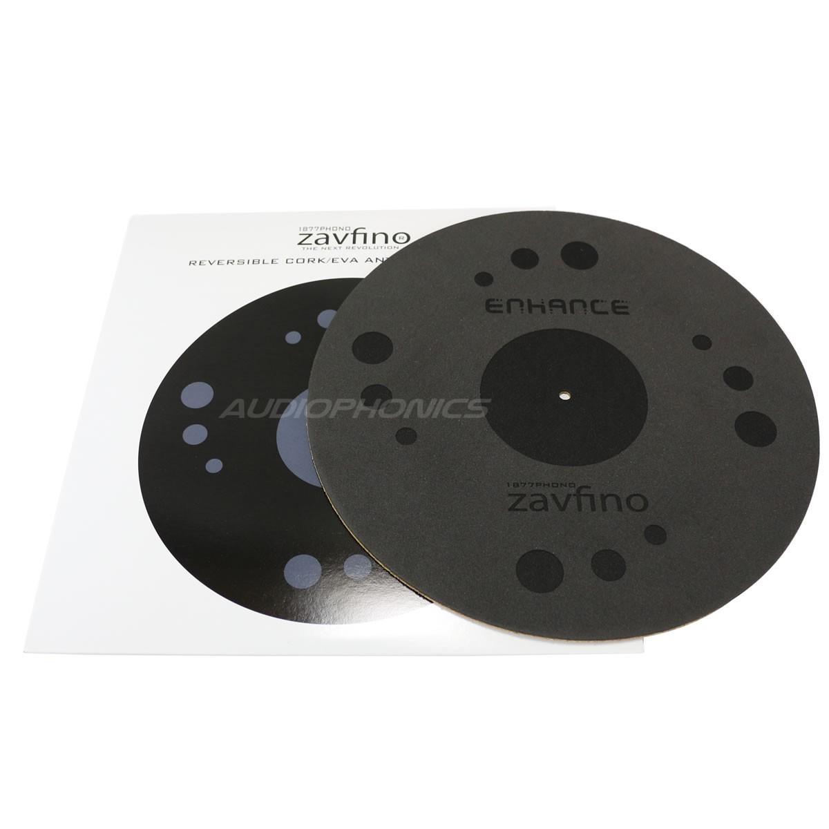 1877PHONO EH-Fusion Mat Vinyl Platinum Absorbent Mat