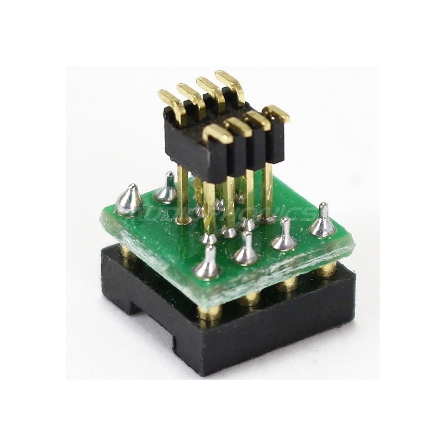 Aop Dip8 Soldering 8pin On Soic 8 Printed Circuit Board Unit How To Make Boards Diy Pcb Basic Audio Tulip Soic8