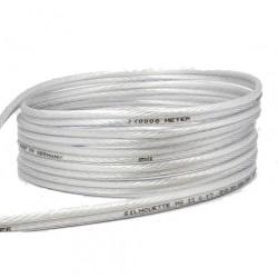 MEDIA-SUN SILHOUETTE MS4S Câble Haut-parleur Cuivre / Argent 2x4mm²