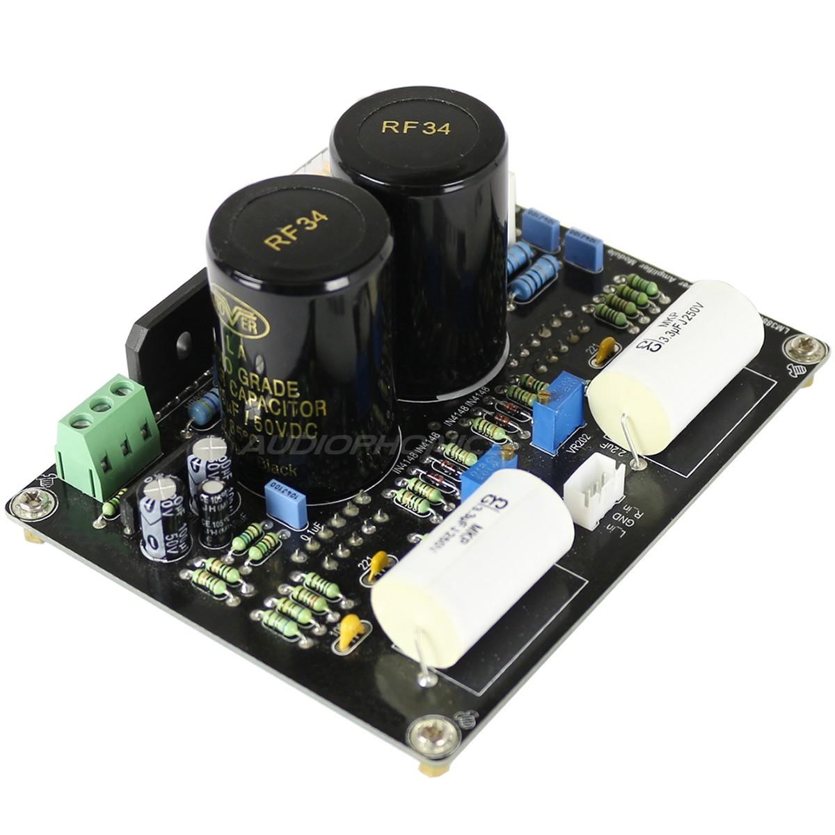 Module Amplificateur stéreo LM3886T Class AB 2x 68W / 4Ohm