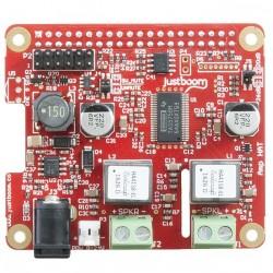 JustBoom AMP HAT TAS 5756 Amplificateur stéréo 2W30W 8Ohm