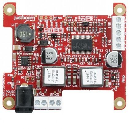 JustBoom AMP TPA3118D2DAP Amplificateur stéréo 2W30W 8Ohm