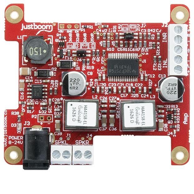 JustBoom AMP TPA3118D2DAP Amplificateur stéréo 2x30W 8Ohm