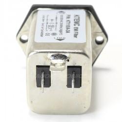 Filtre Secteur IEC Anti-Parasites/EMI 230V 3A