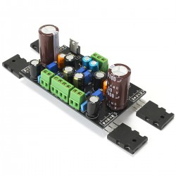 TTC5200 Class A Amplifier Bipolar 2x10W 8Ohm