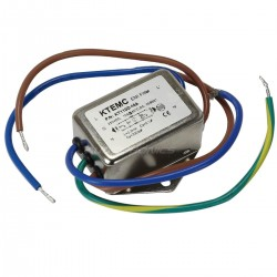 EMI / RFI Main Power Filter 230V 10A with Cables