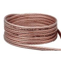 MIX-STREAM MX2 Câble Haut-parleur Cuivre / Argent 2x2.5mm²