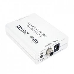 CYP DCT-1DD DAC Coaxial Dolby Digital & DTS 2.0 24Bit / 96kHz