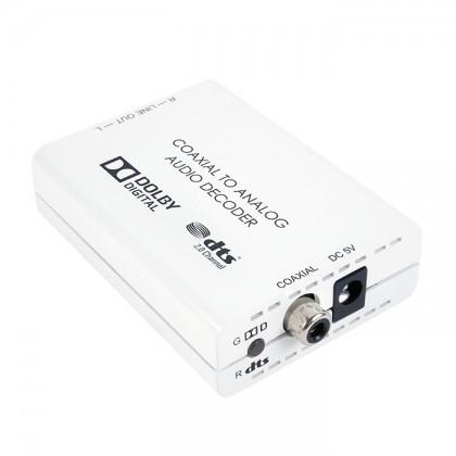 CYP DCT-1DD Coaxial DAC Dolby Digital & DTS 2.0 24Bit / 96kHz