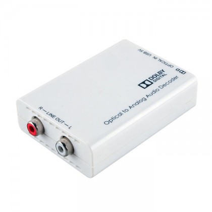 CYP DCT-1D DAC Optique Dolby Digital 24Bit / 96kHz