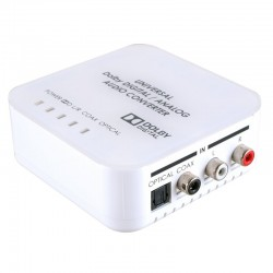 CYP DCT-9DN DAC Bidirectionnel Dolby Digital 24bit / 96kHz