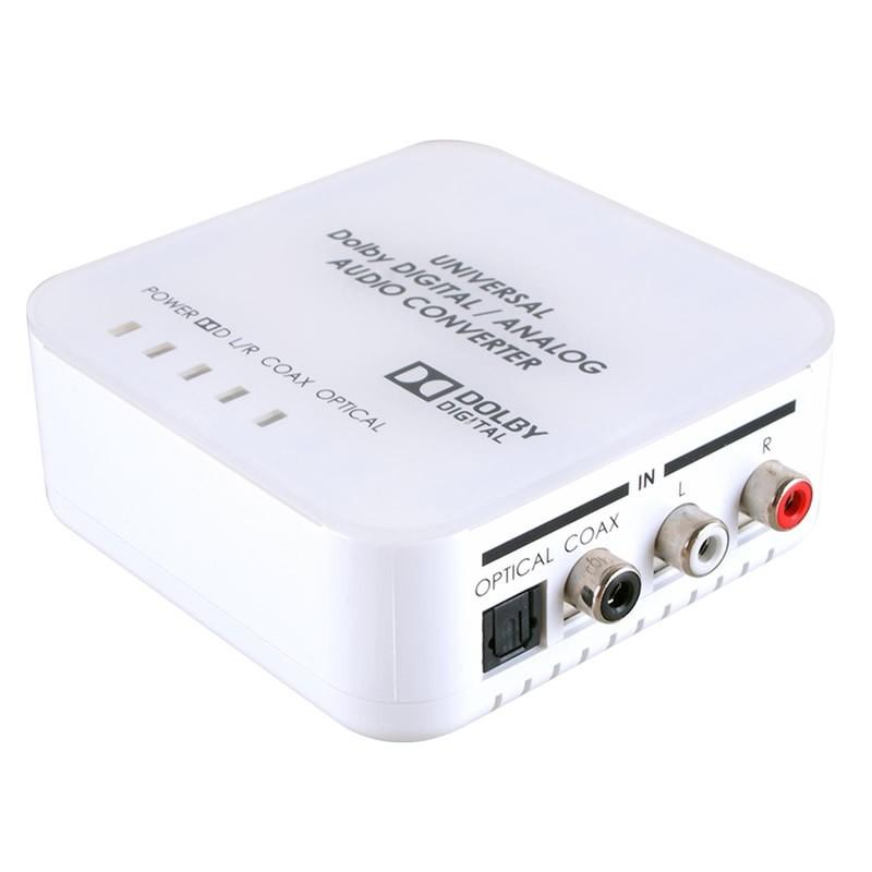 CYP DCT-9DN DAC et ADC Dolby Digital 96kHz