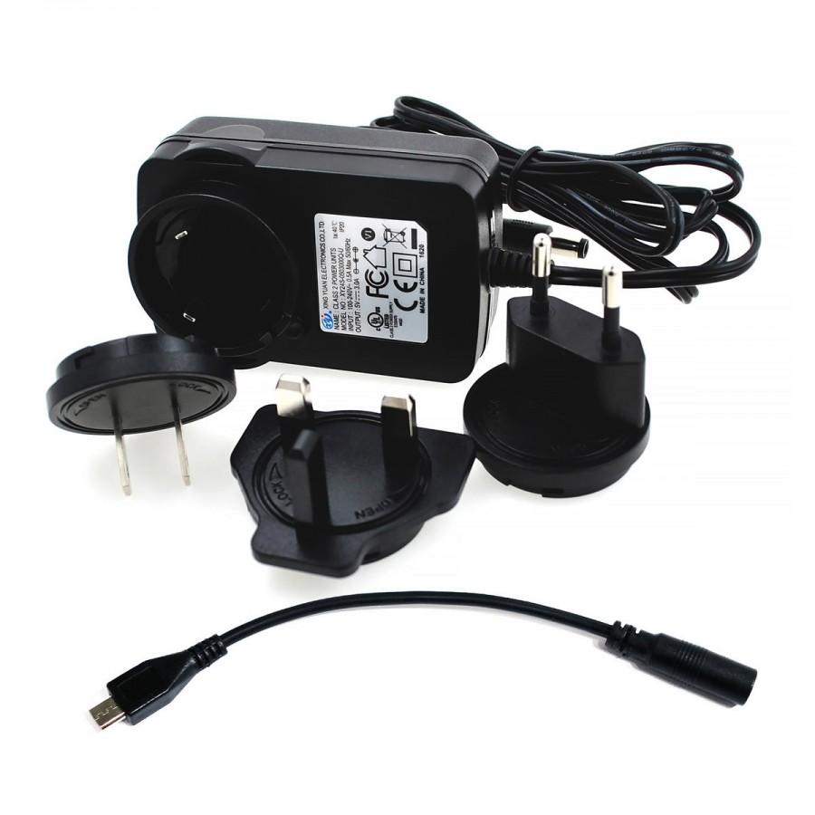 allo adaptateur secteur alimentation 100 240v ac vers 5v 3a dc audiophonics. Black Bedroom Furniture Sets. Home Design Ideas