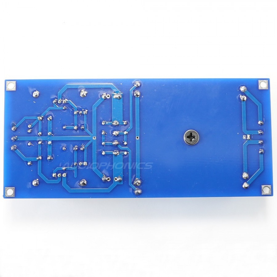 Linear Power Supply Module Regulated Dc Lm317t Lm337 125v With Heat Slug Lm317 125 36v 7a