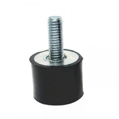 Rubber spacer M4x14mm Silent bloc Anti-vibration (Unit)