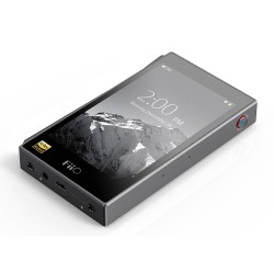 FiiO X5 3rd Gen DAP DAC Digital Audio Player 32bit / 768kHz 2xAK4490 Titanium