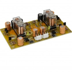 Protection module for stereo speakers 12V 16A