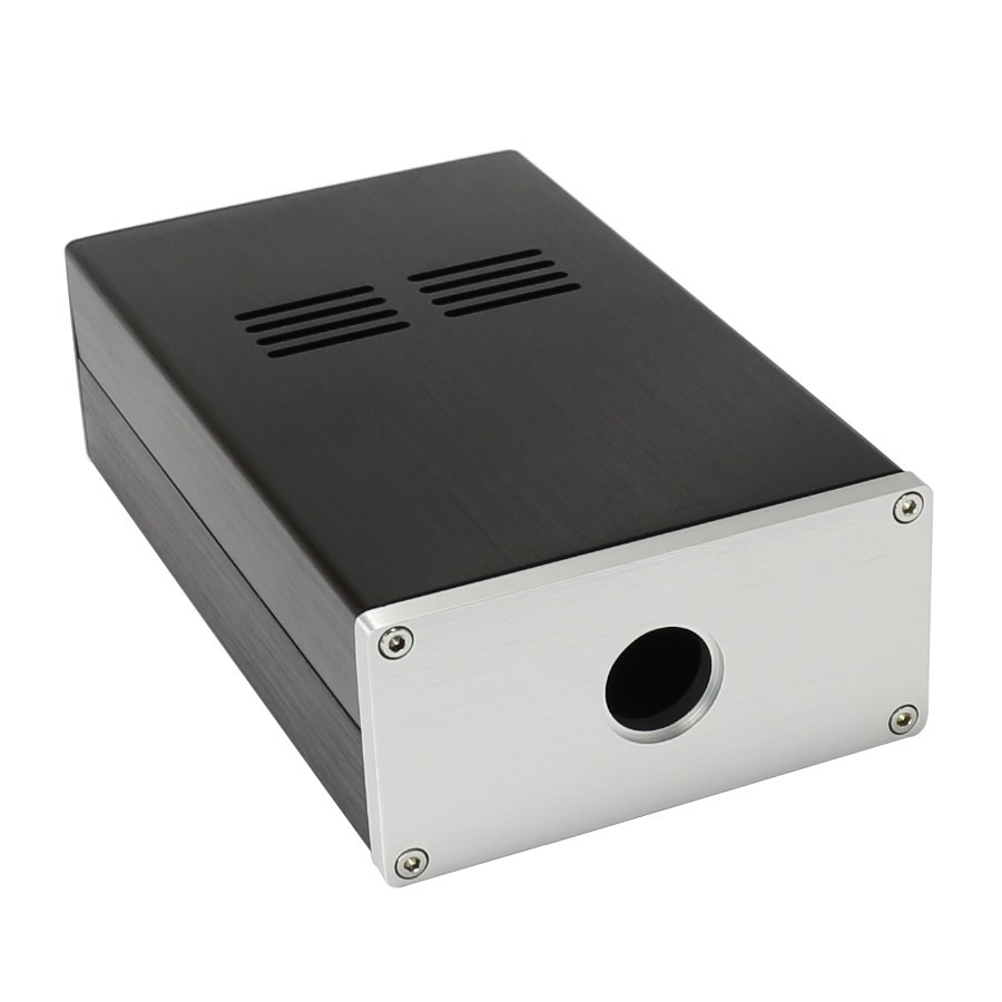 Aluminium chassis Kit for I-DAC / Raspberry Pi 3 for Network audio player