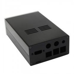 Boitier Aluminium pour Raspberry Pi 3 / I-DAC pour lecteur réseau audio OEM