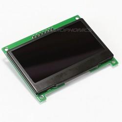 """White OLED 2.42"""" Screen 128X64 interface I2C/SPI"""