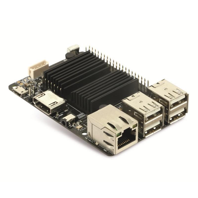 ODROID-C2 SBC 2GB HDMI Ethernet 4xUSB QuadCore 1.5 GHz I2S