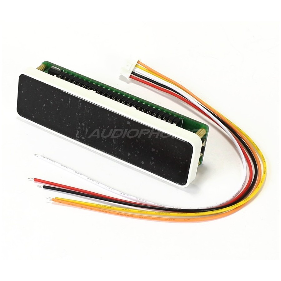 Bargraph DIY Stereo 24 Level indicator Vumeter - Audiophonics
