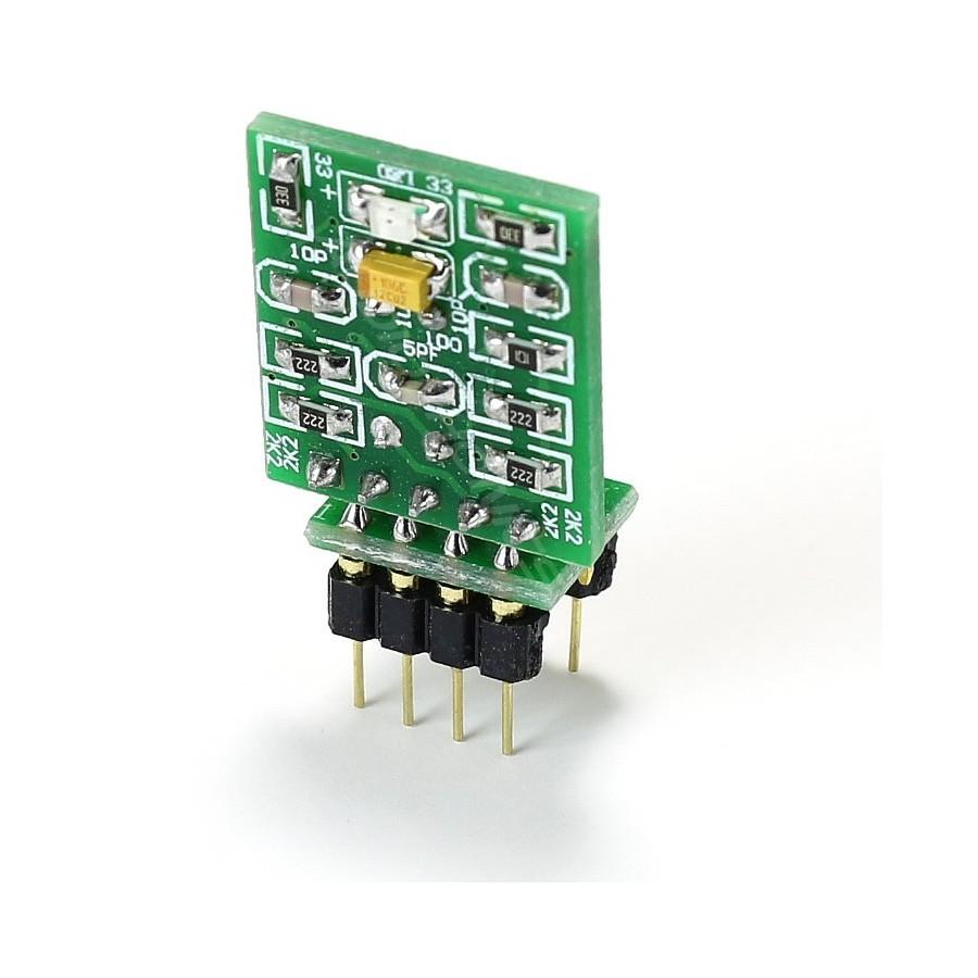 Full Discrete Dual Opa Complementary Class A Dip8 Unit Audiophonics Bridge Adaptor By Ne5534 Caractristiques