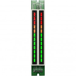 Bargraphe LED Double Colonne vumètre Décibel 2x12 niveaux