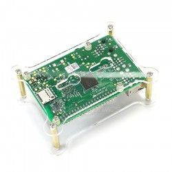 Boîtier Acrylique transparent pour Raspberry Pi 3 / Pi 2