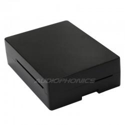 Boîtier aluminium noir pour Raspberry Pi 3 / Pi 2