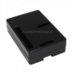 Boîtier noir pour Raspberry Pi 3 / Pi 2 et ODROID-C2