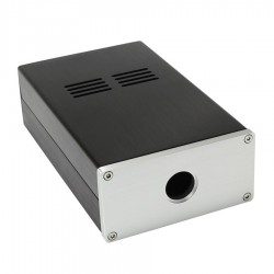 Boîtier Aluminium pour Raspberry Pi 3 / I-DAC pour lecteur réseau audio