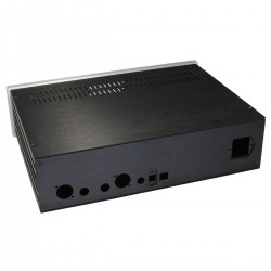 DIY Box / Case 100% Aluminium for DAC U-Sabre ES9018 330x230x80mm