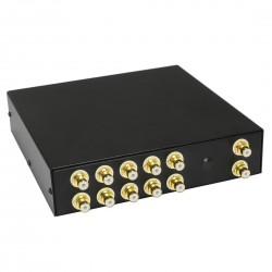 AUDIOPHONICS Passive préamplifier / Source Selector Alps 1 to 5 Black