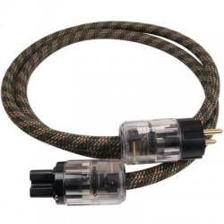 Kit câble DIY Audiophonics Secteur PCG5 Blindé 3x4mm² 1.00m