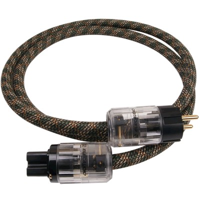 Kit cable DIY Audiophonics Sector PCG5 Shielded 3x4mm² 1.00m